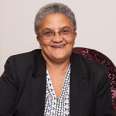 Vision In Focus - Pauline Rhoda Portrait