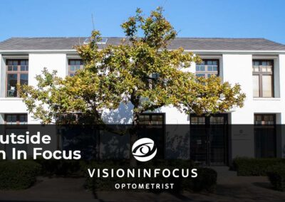 Outside Vision In Focus